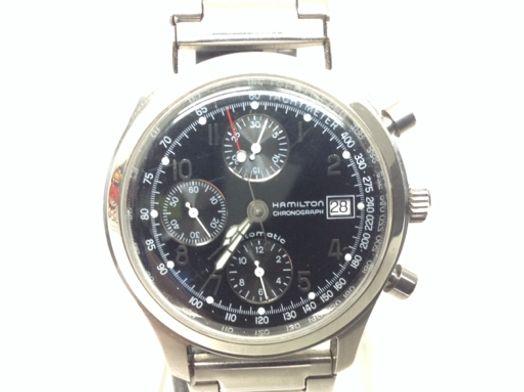 reloj pulsera caballero hamilton 36601