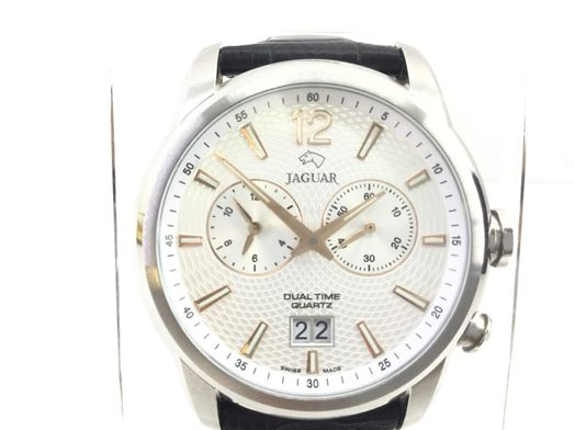 reloj pulsera caballero jaguar j619