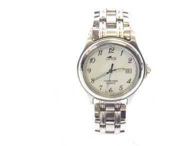reloj pulsera caballero lotus 15027