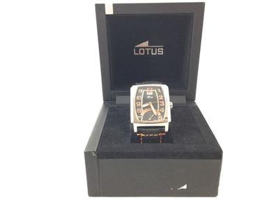 reloj pulsera caballero lotus 15414