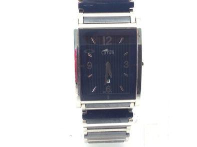 reloj pulsera caballero lotus 15583