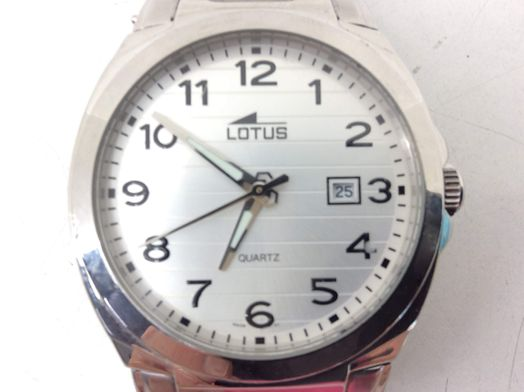 reloj pulsera caballero lotus 15638