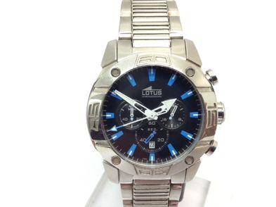 reloj pulsera caballero lotus 15643