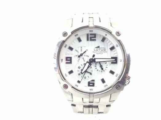 reloj pulsera caballero lotus 15679