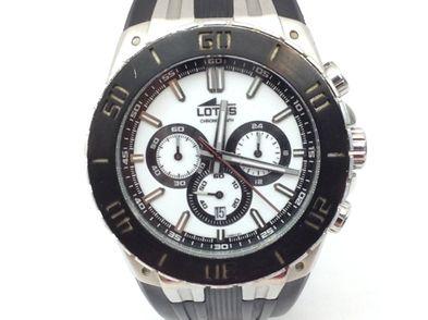 reloj pulsera caballero lotus 15801