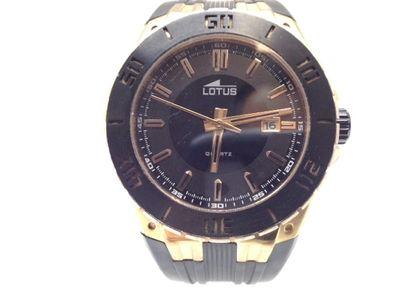 reloj pulsera caballero lotus 15808