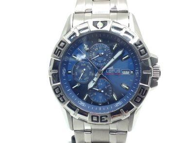 reloj pulsera caballero lotus 15812