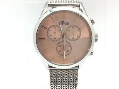 reloj pulsera caballero lotus 18117
