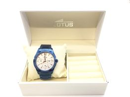 reloj pulsera caballero lotus 18248