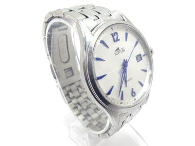 reloj pulsera caballero lotus 18375