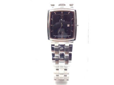 reloj pulsera caballero lotus 9867