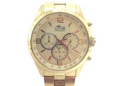 reloj pulsera caballero lotus ilmj500