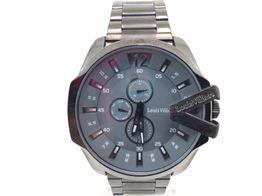 reloj pulsera caballero louis villers gris