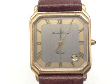 reloj pulsera caballero maurice lacroix 09650