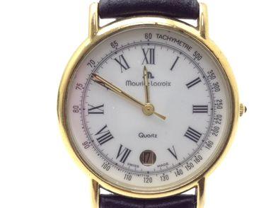 reloj pulsera caballero maurice lacroix 92127