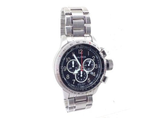 reloj pulsera caballero nautica a29504