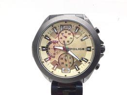 reloj pulsera caballero police 15366j