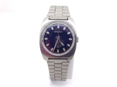 reloj pulsera caballero seiko 6000 17 jewels
