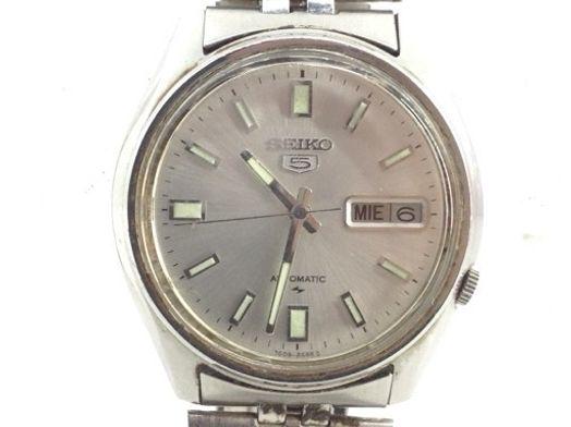 reloj pulsera caballero seiko automatic 5