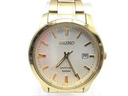 reloj pulsera caballero seiko sapphire 6d0778