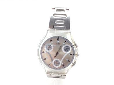 reloj pulsera caballero swatch acero