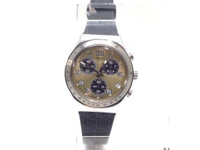 reloj pulsera caballero swatch irony v8