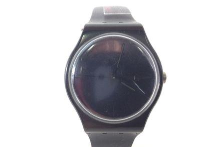 reloj pulsera caballero swatch swiss mode v8