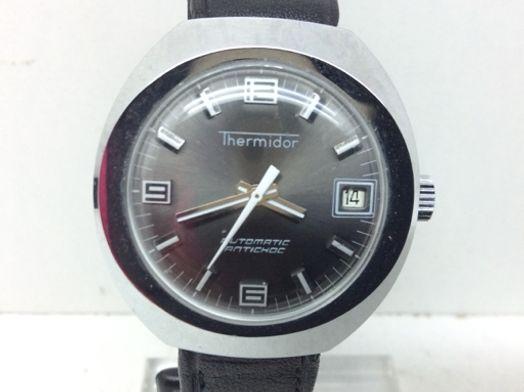 reloj pulsera caballero thermidor automatic antichoc
