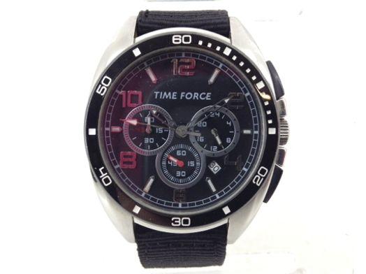 reloj pulsera caballero timeforce tf3315m