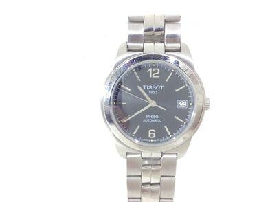 reloj pulsera caballero tissot pr50 automatic