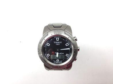 reloj pulsera caballero tissot touch z251/351-1