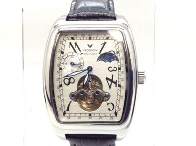 reloj pulsera caballero viceroy 47915 mecanique
