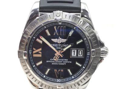reloj pulsera premium caballero breitling a49350