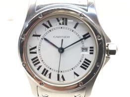 reloj pulsera premium caballero cartier 15611