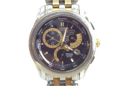 reloj pulsera premium caballero citizen 8700 e870