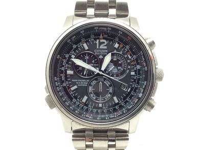 reloj pulsera premium caballero citizen as4