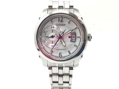 reloj pulsera premium caballero citizen automatic 4166-s057795 hst