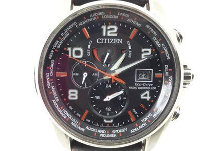 reloj pulsera premium caballero citizen eco drive h820-s092035