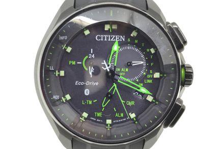reloj pulsera premium caballero citizen eco drive w770