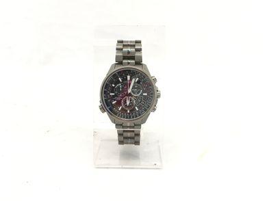 reloj pulsera premium caballero citizen ecodrive radio controlled titanium