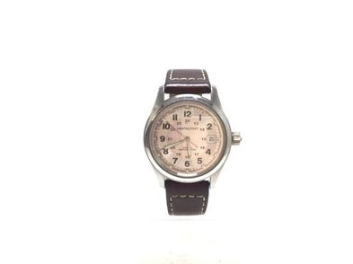 reloj pulsera premium caballero hamilton h704450