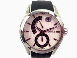 reloj pulsera premium caballero jaguar j678
