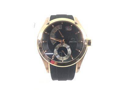 reloj pulsera premium caballero jaguar j679