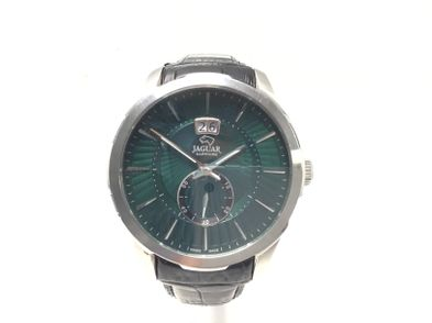 reloj pulsera premium caballero jaguar j682