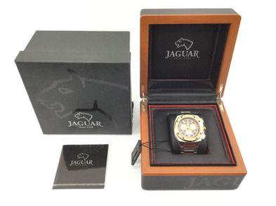 reloj pulsera premium caballero jaguar j808 /2