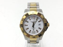 reloj pulsera premium caballero longines hydro conquest