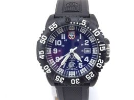 reloj pulsera premium caballero luminox soc