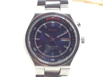 reloj pulsera premium caballero seiko 4006-6040