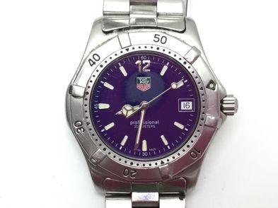 reloj pulsera premium caballero tag heuer professional