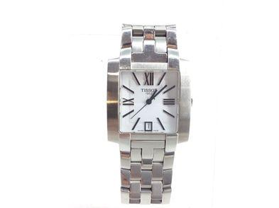 reloj pulsera premium caballero tissot l860/960k